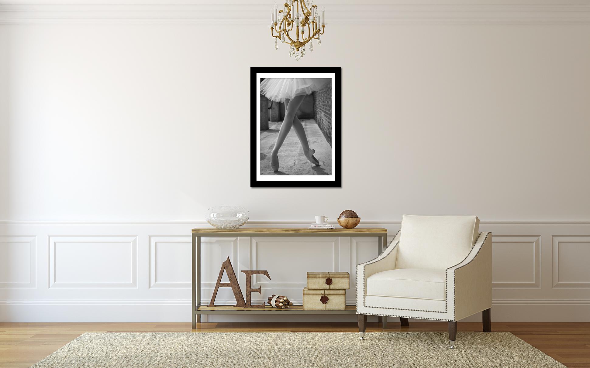 Fotografo di danza stampa fine art 002 poster e gadget for Cornice profonda